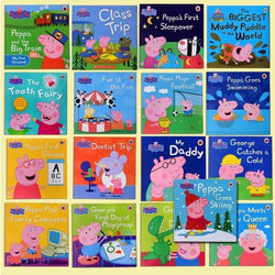 Peppa Pig Read It Yourself with Ladybird Level-Full set of 20 books
