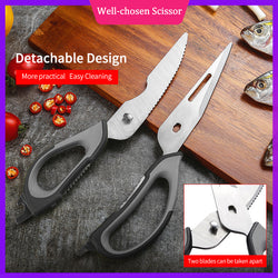6-in-1 multifunctional powerful scissors