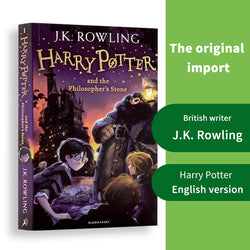 [Collector's Edition] Harry Potter and the Philosopher's Stone Original English Novel