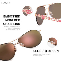The best-selling women's polarized sunglasses in Europe