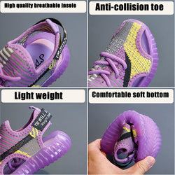 (Boys and Girls)2020 New Hollow Coconut Breathable Sneaker Sandals
