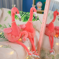 🎄 Elegant singing flamingo Plush Toy 🎄