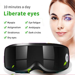 UVIBRA™ Therapy Eye Massager - REDUCE HEADACHE BY 99% AFTER 10 MINUTES!