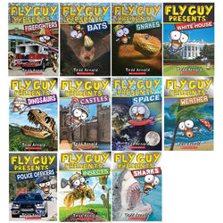 【Fly Guy Presents】A full set of 11 books in popular science encyclopedia series
