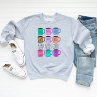 Mama Needs Coffee • Sweatshirt