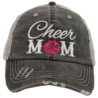Cheer Mom Hat