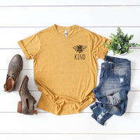 Bee Kind • Left Chest