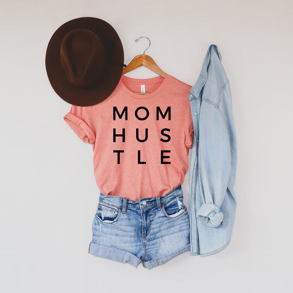 Mom Hustle Tee