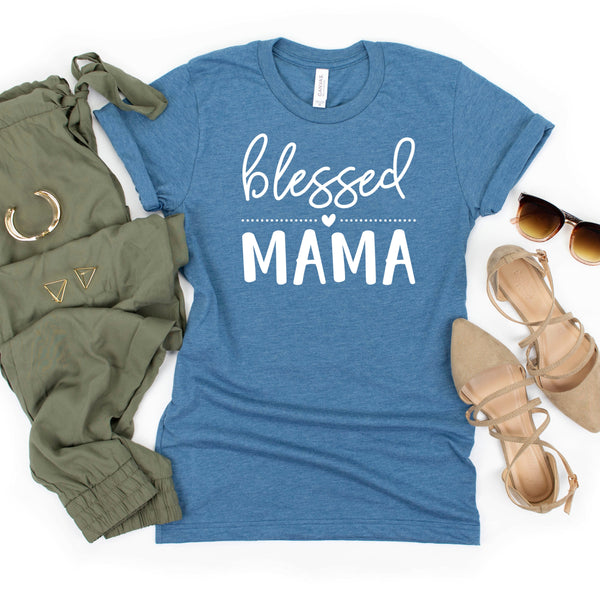 Blessed Mama Tee
