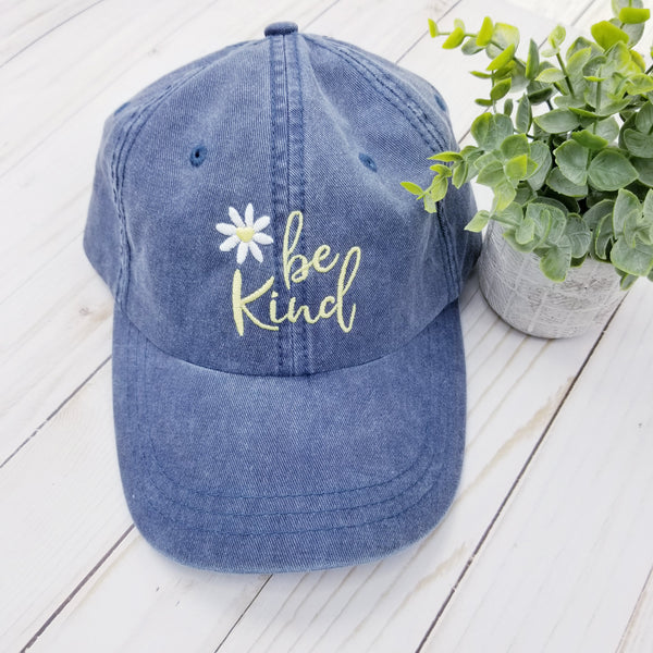 Be Kind Daisy hat