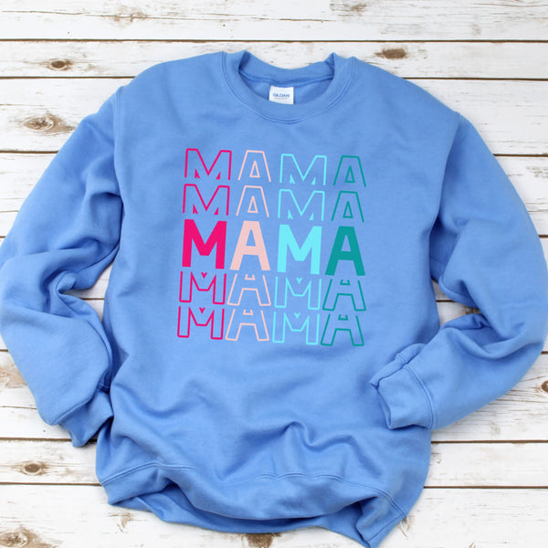 Colorful Mama • Sweatshirt