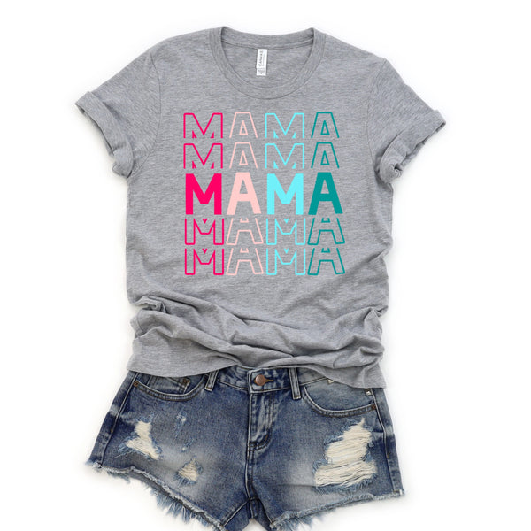 Colorful Mama • Short Sleeve