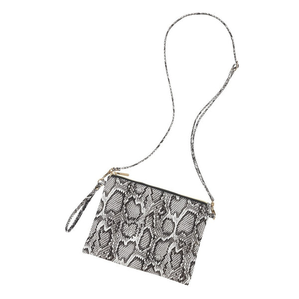 Hayley Purse Snake Skin