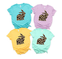Leopard Bunny Shirt • More Colors