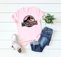 Teaching Is A Walk In The Park • Tee