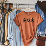 Tribal Pattern Tee