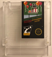 NES Birthday Greeting Cart - Gift Card Holder - clear/green