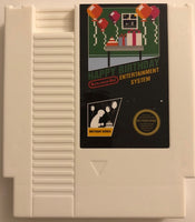 NES Birthday Greeting Cart - Gift Card Holder - white/green