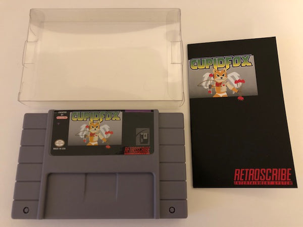 SNES Valentine's Day Greeting Cart - Gift Card Holder