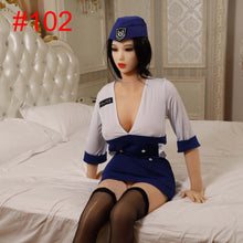 62 Inch Big Breast TPE Sex Doll Realistic Silicone 158cm