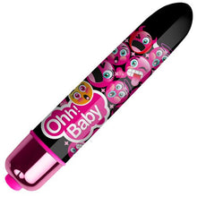 KOUDOU Rocks-Off RO-90mm 10 Speed Ohh! Moji Oh Baby Bullet Vibrator