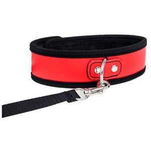 KOUDOU Red Collar and Leash