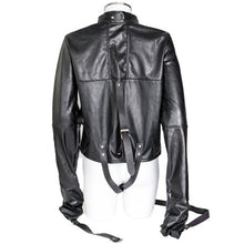 KOUDOU Faux Leather Straitjacket