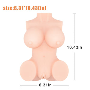 3D Sex Dolls with Breasts Butt Tight