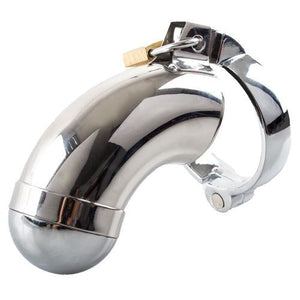 KOUDOU Stainless Steel Heavy Duty Chastity Cage