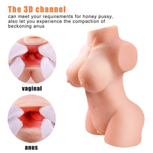 3D Silicone Vigrin Pussy Ass Dolls