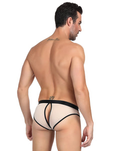 Open Back Hipster Panty For Men