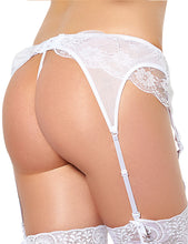 Lovelace Garter Belt