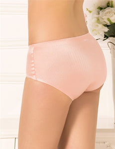 Pink Silky Soft Sexy Seamless Panty