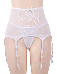 Sexy Lace Garter Panty