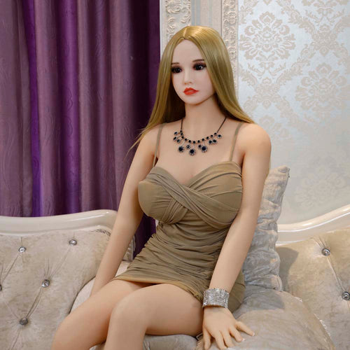 65 Inch TPE Sex Doll Realistic Silicone Different Faces Available