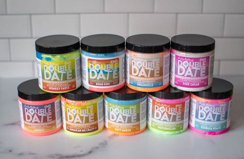 Double Date Soap and Shave - Sweet Pea