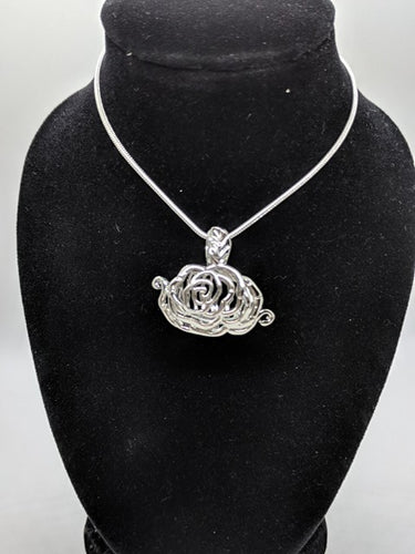 Big Rose Locket