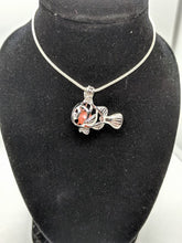 Sterling Silver Nemo Locket