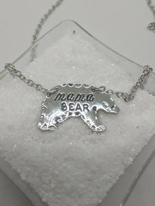 Mama Bear Necklace