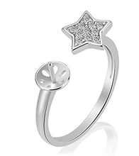 Star Mounted Ring