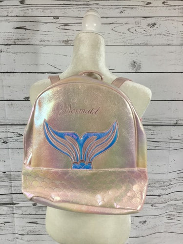Pink Mermaid Back Pack