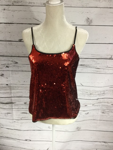 Red Sequin Cami