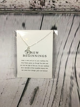 New Beginnings Lotus Necklace