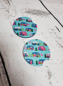 Car Coaster (set of 2)