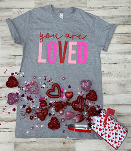 You Are Loved Tee