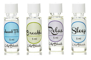 Essential Oil Roller Blends