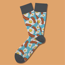 Bacon and Eggs Socks
