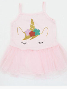 Unicorn Onesie with Tutu