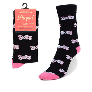 Women's Boss Novelty Socks