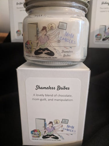 Mom Candle - Shameless Bribes
